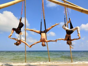 21 Day 200-Hr Beach Front Paradise Multi-Style Yoga Teacher Training on Koh Phangan, Thailand