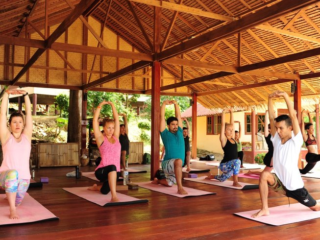 28 Days 200-hour Yoga Teacher Training in Koh Phangan, Thailand