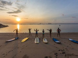 8 Days Surf Camp in Tibubeneng, Bali, Indonesia