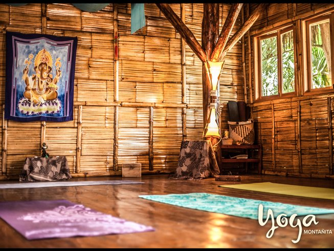 30 Day, 200-Hour Vinyasa Flow Yoga Teacher Training in Ecuador