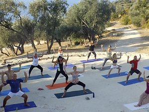 8 Days Serenity and Sunshine Yoga Holiday in Kas, Turkey