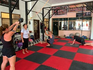 30 Days Fitness, Wellness, and Yoga Retreat in Phang-nga, Thailand