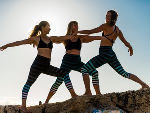 3 Day Wellbeing Getaway Yoga Retreat in Sandhi House in Ericeira