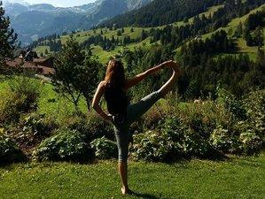 4 Tage Body, Mind, Soul Yoga Retreat in Saanen-Gstaad