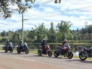 7 Day Northern Thailand True ADVenture Guided Motorcycle Tour - Doi Ang Khang Route
