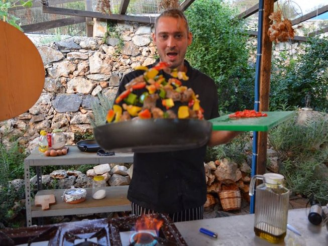 8 Days Vegetarian Culinary Vacations in Greece