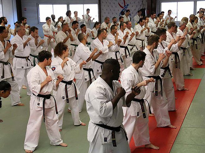 4 Days Long Weekend Kyokushin Karate Camp in France