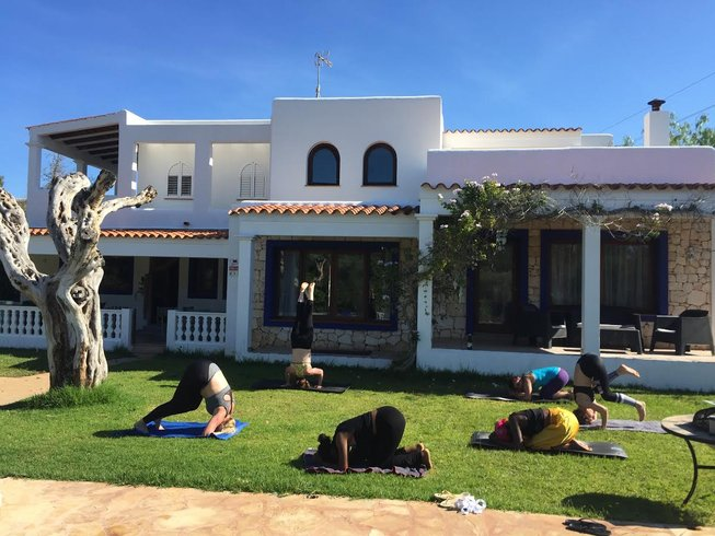 7 Days Meditation and Yoga Retreat in Ibiza, Spain