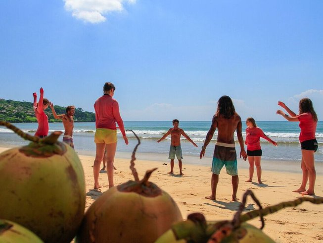 8 Days Lifestyle Surf and Yoga Retreat Bali