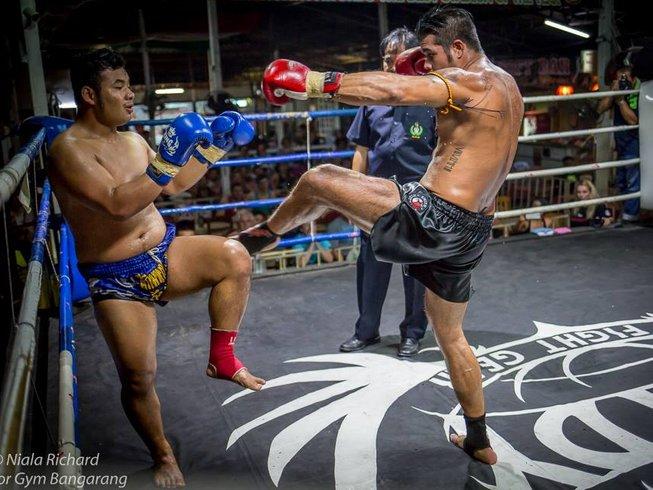 8 Days Muay Thai Training Camp in Chiang Mai