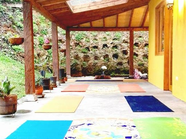 365 Days Meditation Yoga Teacher Training in Colombia