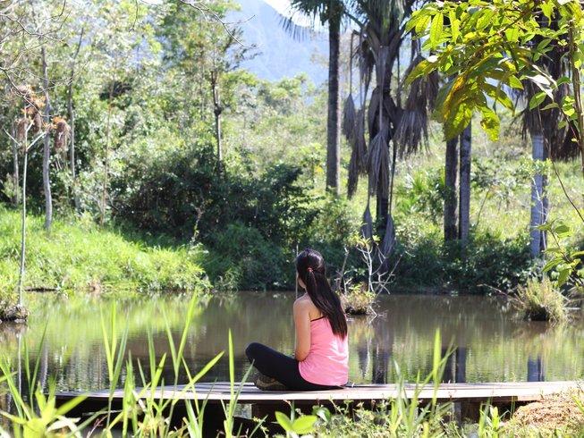 6 jours en retraite de yoga et cuisine végétarienne à Tarapoto, Pérou