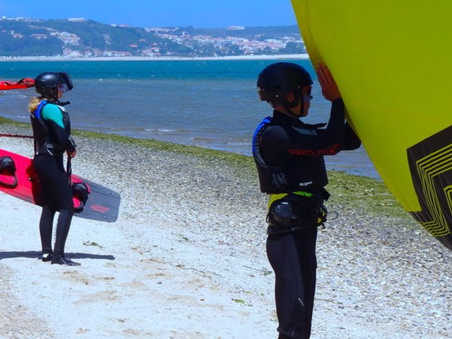 8 Days Kitesurfing Camp in Baleal Island, Peniche, Portugal