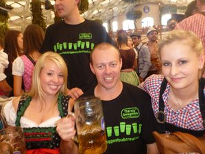 4 Day Festival of Beer Tour in Stuttgart, Baden-Württemberg