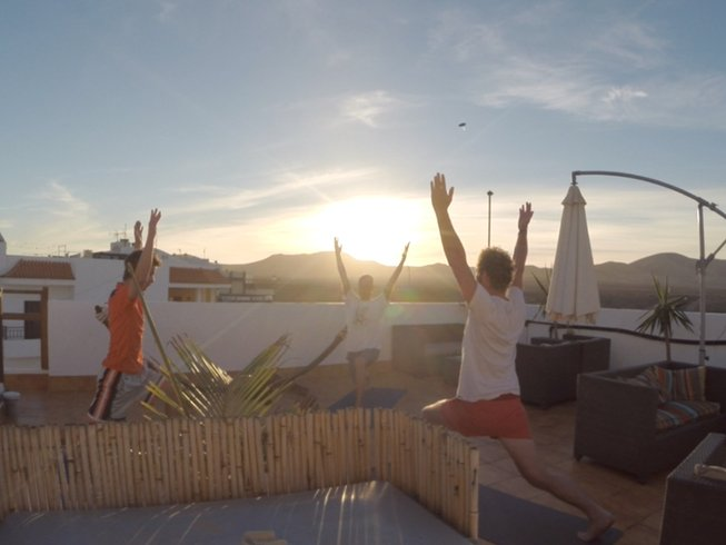 8 Days Surf and Yoga Retreat in Spain