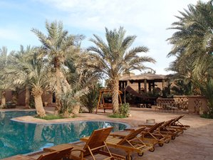 8 Day Culture Tour and Desert Yoga Holiday in Morocco
