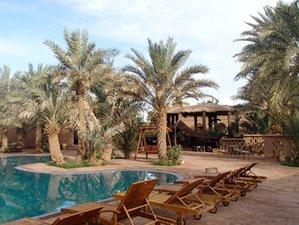 8 Tage Kultur Tour und Wüsten Yoga Urlaub in Marokko