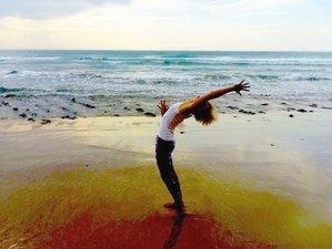 8 Tage individueller Yoga Urlaub Spanien