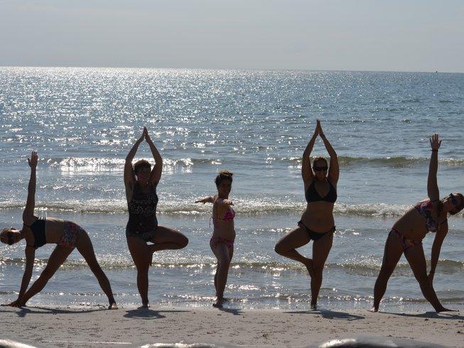 10 Days New Year Yoga Retreat in Cambodia