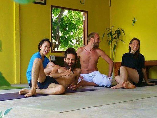 8 Day New Moon Zen Retreat, Yoga and Meditation Evolution in Thailand