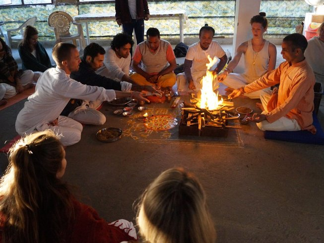 26 Days 200-Hour Yoga Teacher Training India