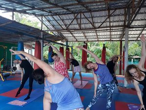 21 Days Country side Meditation,Muay Thai,Yoga, Fitness, and Detox Retreat in Phetchanbun, Thailand