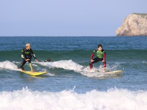 7 Day Adult Surf Camp in Suances, Cantabria