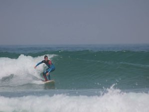 5 Days Incredible Surf Camp in Sintra, Portugal
