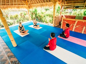 3 Days Meditation and Balinese Surya Yoga Retreat in Bali, Indonesia