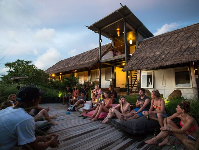 2 Days Canggu Surf Camp Bali, Indonesia