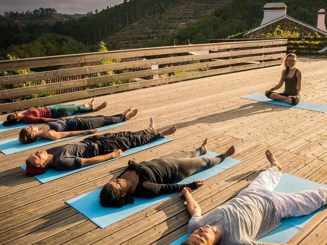 8 días de retiro de yoga y senderismo en Alentejo, Portugal