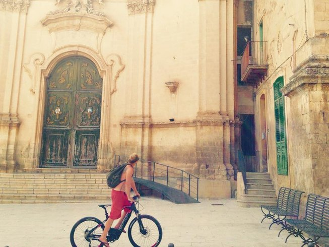 4 Days Biking and Yoga Holidays in Ragusa, Italy