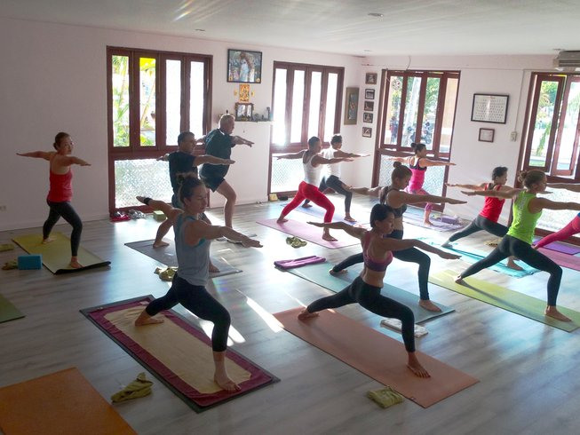 28 Days Ashtanga Yoga Retreat in Phuket, Thailand
