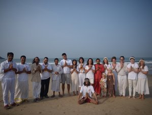 26 jours-200h de formation de professeur de yoga multi-styles à Gokarna, Inde