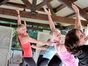 8 Tage Bella Breath und Yoga Retreat auf Sardinien