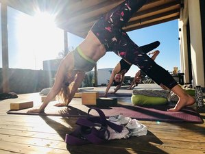 8 Day Yoga and Healthy Holiday in Fuerteventura, Canary Islands