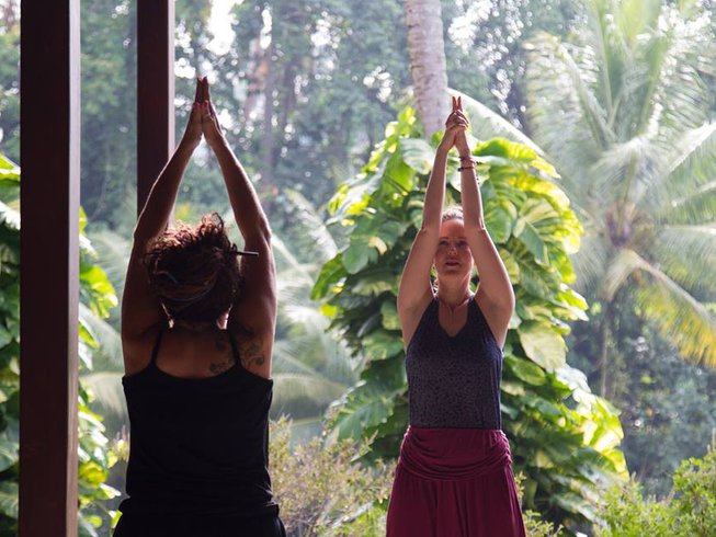 15 Days Detox and Yoga Retreat in Bali, Indonesia