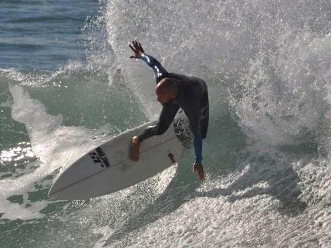 7 Days Luxury Surf Camp Portugal