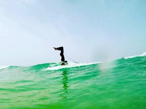 8 Days Half Moon Yoga Retreat and Surf Camp Morocco