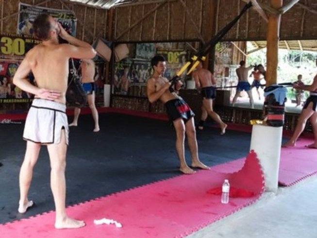 1 Week Brazilian Jiu Jitsu Training in Thailand