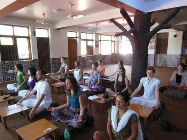 8 jours-50h en stage de yoga et formation de consultant en astrologie à Rishikesh, Inde