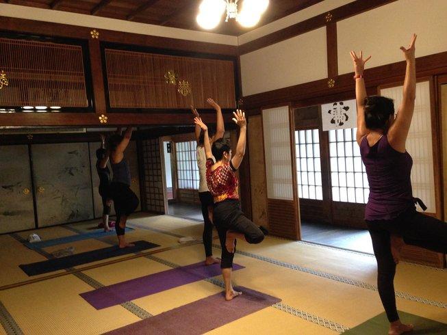 12 Days Springtime Yoga Holiday in Honshu, Japan