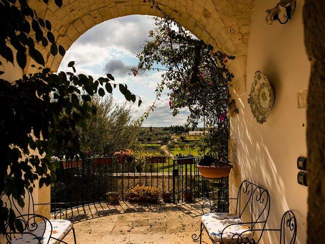 7 días retiro de yoga Ayurveda y tours en Apulia, Italia