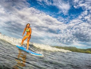 11 Days Beachfront Yoga, SUP and Surf School Retreat in Coral Coast, Fiji Islands