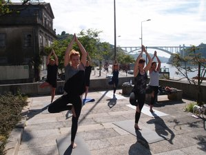 4 Days SUP and Yoga Retreat Porto, Portugal