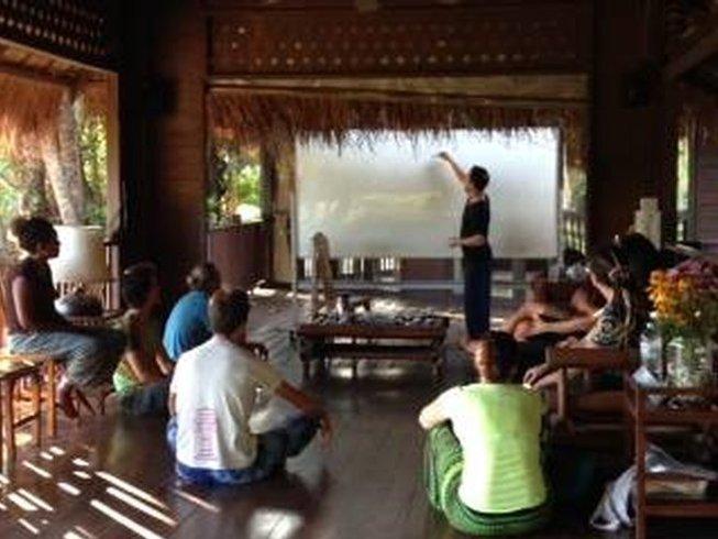 20 Days Medical Qigong Training in Chiang Mai