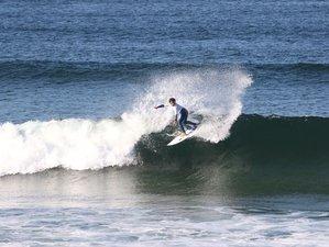 8 Days Basic Surf Camp in Azeitao, Setubal, Portugal