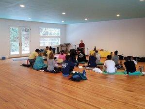 4 Tage Stromlauf Yoga Retreat in den Catskill Mountains, New York, USA