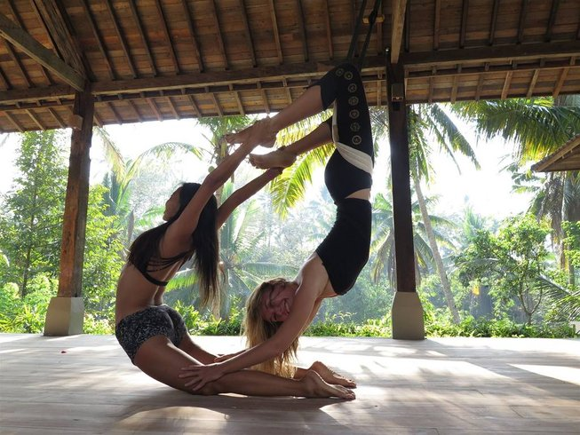 11 Days Art, Surf, and Yoga Retreat in Bali
