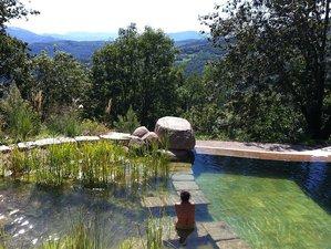 4 jours en stage de pratique intense et progressive de yoga Iyengar dans les Pyrénées-Orientales